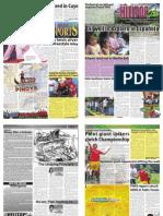 Hilltop Echo School Publication 2011
