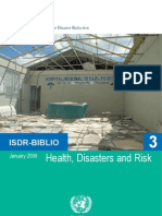 Health Disaster Risk_isdr