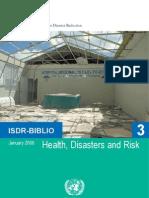 Health Disaster Risk_isdr