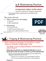 Section 05 - Tripping & Backreaming Practices