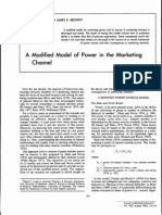 EBSCOhSDMost- A Modified Model of Power in the Marketing Channel.