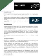 Potassium Factsheet