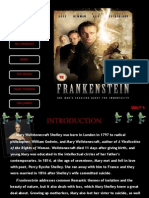 Group 4 Frankenstein