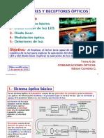 transmisores opticos