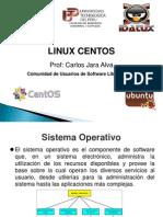 Clase 1 Diplomado Linux Centos 2011