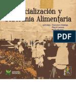 libro soberania alimentaria y comercialización AVSF SIPAE