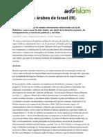 Los Aliados Arabes de Israel III Jordania