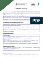 Modelo de Proyectop.p.