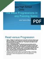 Rj Passing Game Progressions