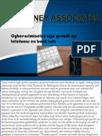 abney associates mobile warning-Cyber-criminelen zijn gericht op telefoons en bank info