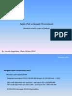 Apple vs Chromebook