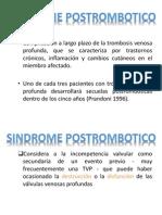 Sindrome Postrombotico.ppt Definitiva