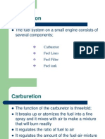 Carburetion