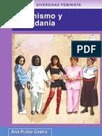Feminismo y ciudadanía Ana Rubio1