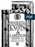 1930 - Pioneering Knots and Lashings