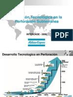 02-PV19 Evolucion Teconlogica en La Perforacion Subterranea-PERU
