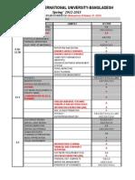 Mid-Term Exam Schedule of Spring 2012-13_Feb.10