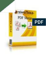 PDF Merge Software