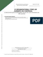 Fernando Ramalho Martins__o Discurso Organizacional Como Um Instrumento de Controle