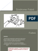 Síndrome Febril