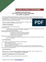 Application Form for Utm Gop Harvard 2013