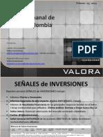 Analisis Acciones Colombia 4 Semana Febrero