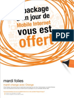Orange Mardi Folies - 26 Fevrier
