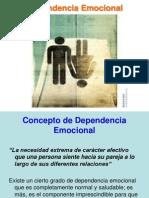 Dependencia Emocional Power Point