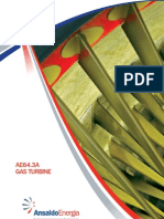 Scheda Gas Turbine Ae64 3a Lo