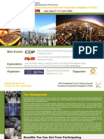2013 Outsourcing Trip-Invitation Letter-CEO Club