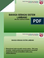 M9 Bahasa sebagai Sistem Lambang.ppt