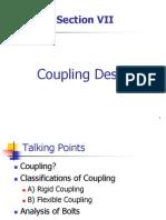 MD VII Coupling Design