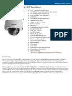 Datasheet IPCamSD220-S 3