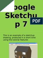 Sketch Up Tutorial Part 2