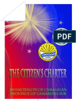 Final Citizen's Charter