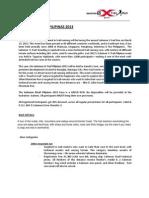 Salomon Xtrail 2013 Info