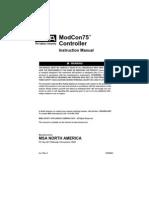 ModCon 75 Instruction Manual - En