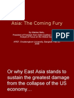 Asia the Coming Fury