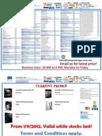 ComputerAge Pricelist
