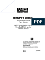 FlameGard 5 MSIR Instruction Manual-HART Specification - En