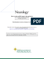05 How to Write an EEG Report Dos and Don'Ts