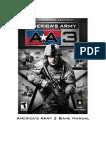 AA3 Game Manual
