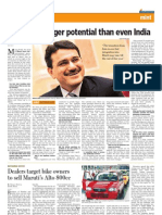 Africa Has Bigger Potential Than Even India Mint 120810
