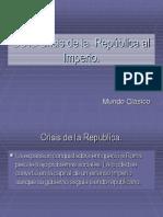 Del a Crisis Del Are Public A