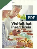 Vielfalt hat ihren Preis, Artikel in der TOP HOTEL 1-2/20123 (von Stefanie Ullmann)