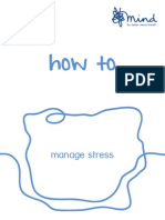How to Manage Stress 2012