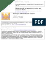 Bioalcohols as Alternatives to Gasoline.pdf