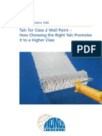 Talc for Wall Paint_wallpaint