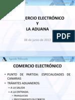 El comercio electrónico y la aduana
