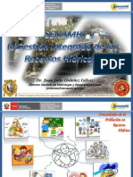 23.SENAMHI y la  Gestion del Recursso Hídricos -UNMSM